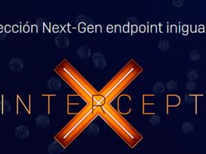 Nueva versión de Intercept X