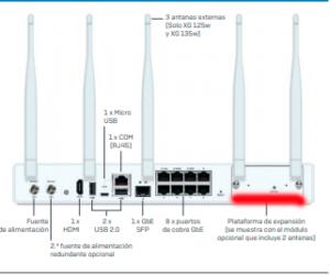 modulo wifi adicional xg135