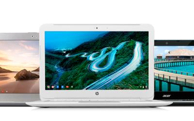 Ventajas de usar un Chromebook