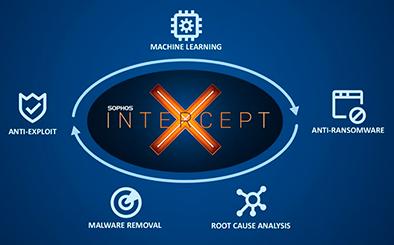 intercept x servidor