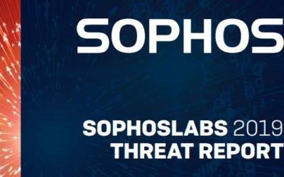 Informe de amenazas de Sophos 2019