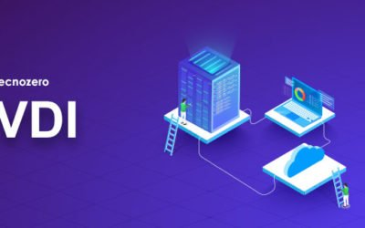 Infraestructura de escritorio virtual