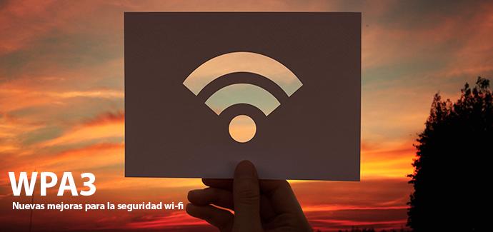 Protección de la red wifi con WPA3