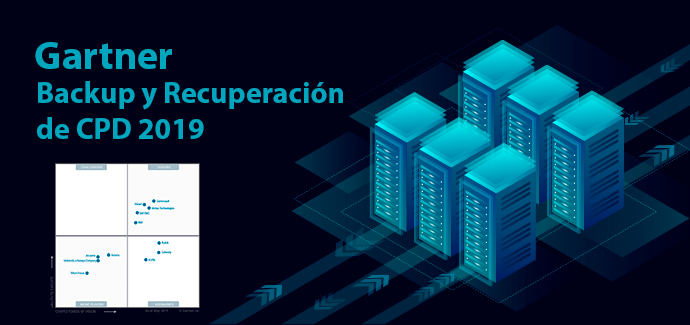 gartner backup recuperacion cpd 2019