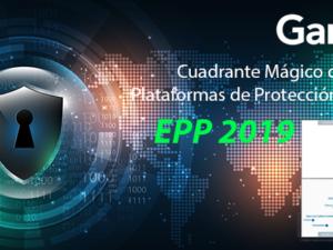 Cuadrante Mágico de Gartner EPP 2019