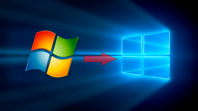 Migracion Windows 7 a Windows 10