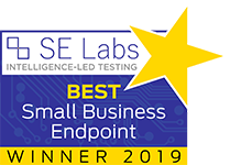 SE Labs Best Solution Endpoint 2019