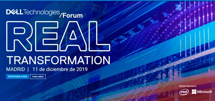 dell forum 2019 madrid