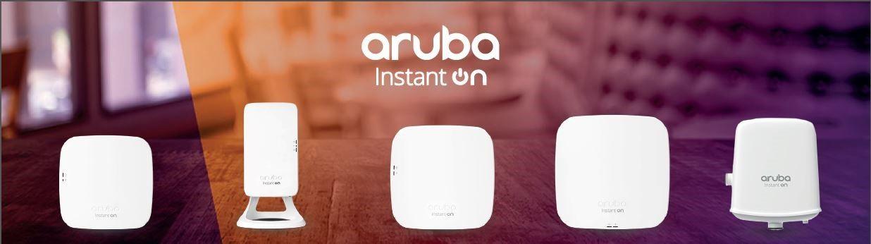Aruba Wifi