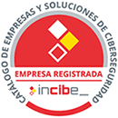 empresa inscrita en incibe