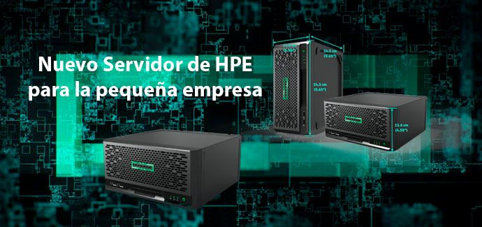 servidor hpe proliant microserver gen 10 plus