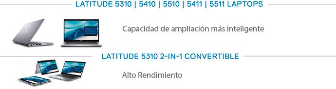 Dell Latitude serie 5000