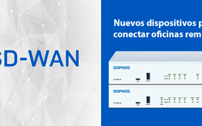 Nuevos SD-RED 20 y SD-RED 60 Remote Ethernet Devices