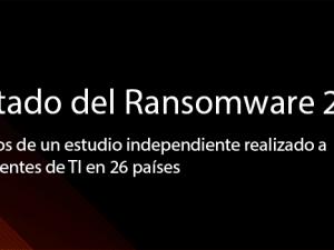 Sophos publica su estudio: El estado del ransomware en 2020
