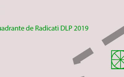 Cuadrante de Radicati para Data Loss Prevention 2019