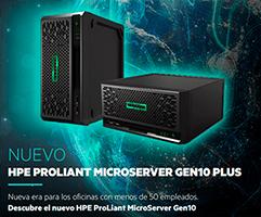 servidores HP para pequeña empresa