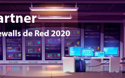 Cuadrante mágico de Gartner para firewalls de red 2020