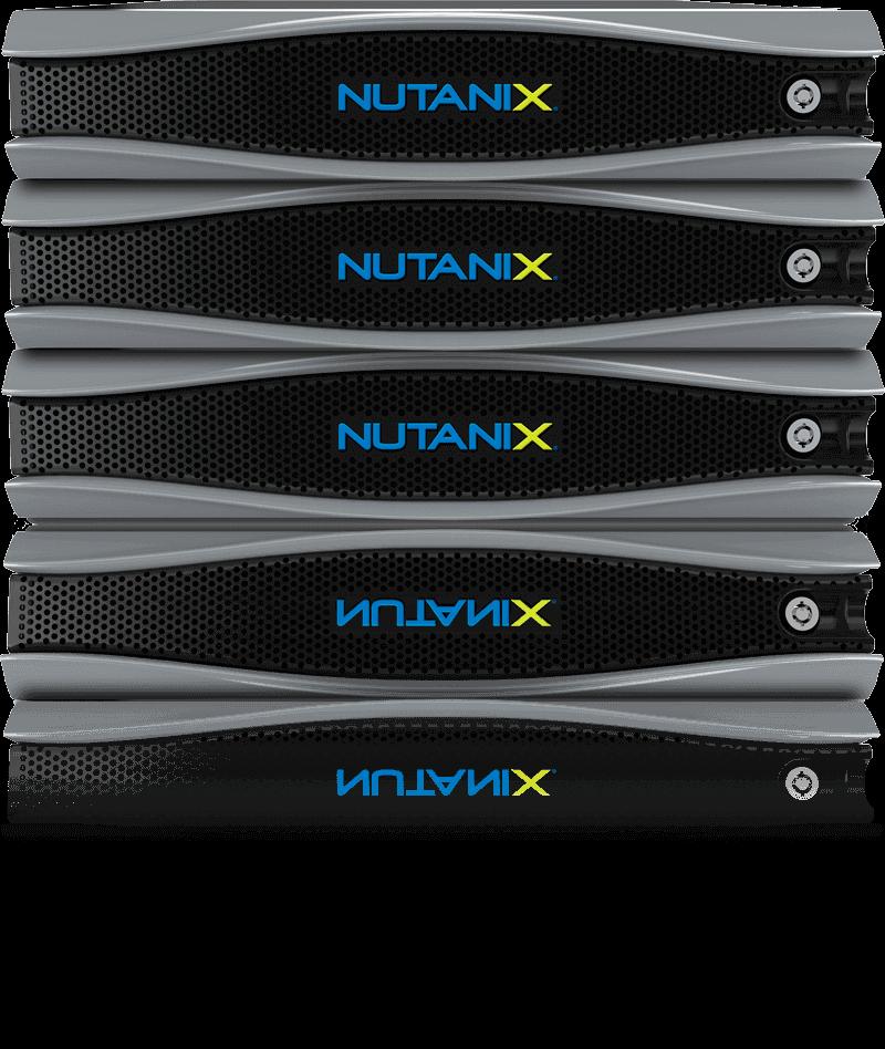 cluster de nutanix