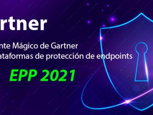 Cuadrante Mágico de Gartner EPP 2021
